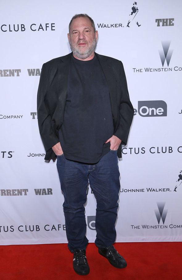 Harvey Weinstein Myleene Klass sex contract