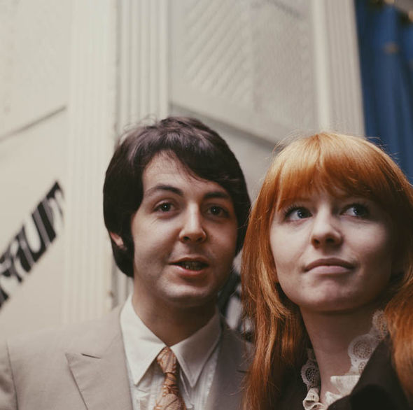 Jane Asher - Paul McCartney