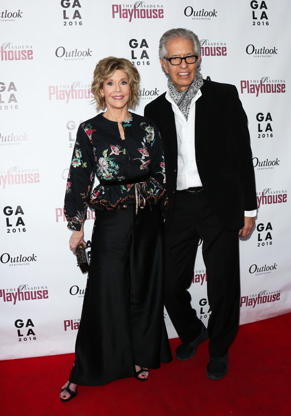 Jane Fonda Richard Perry