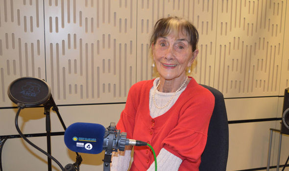 EastEnders star June Brown  on Desert Island Discs