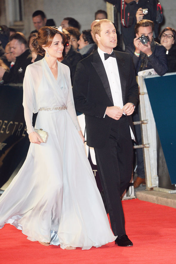 Kate Middleton and Prince William stylish