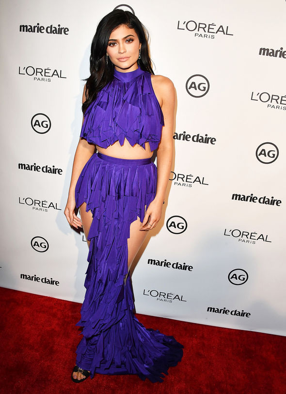 Kylie Jenner tried to trademark Kylie in 2014