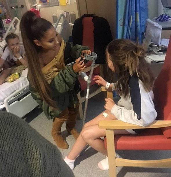 London terror attacks Ariana Grande Scooter Braun One Love Manchester Twitter
