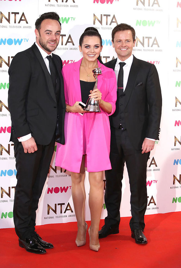 Scarlett Moffatt set to return to Saturday Night Takeaway after Ant McPartlin dating rumours