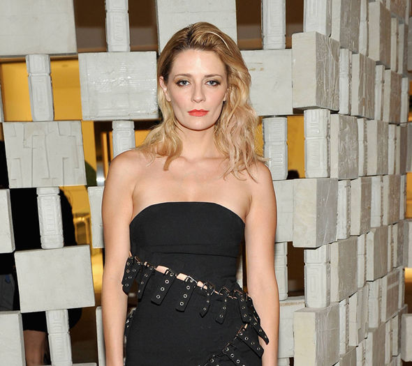 Mischa Barton claimed her recent hospitalisation was due to her drink being spiked