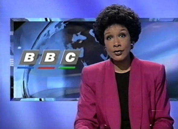 Moira Stuart became the first female African-Caribbean newsreader back in 1981