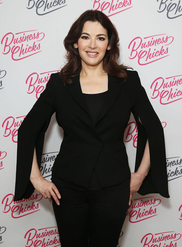Nigella Lawson will return to screens with new BBC cooking show 'Nigella: At My Table'