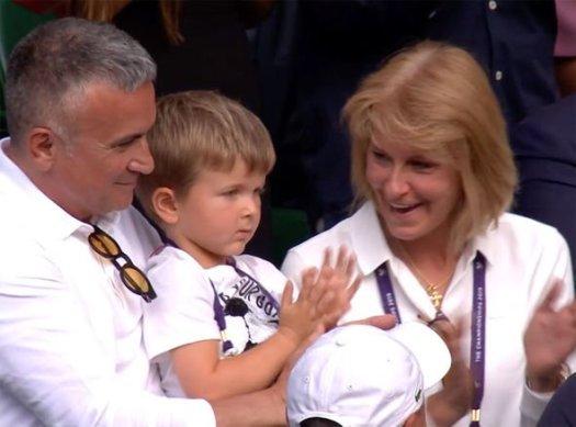 Novak Djokovic opens up about wife's absence at Wimbledon ...