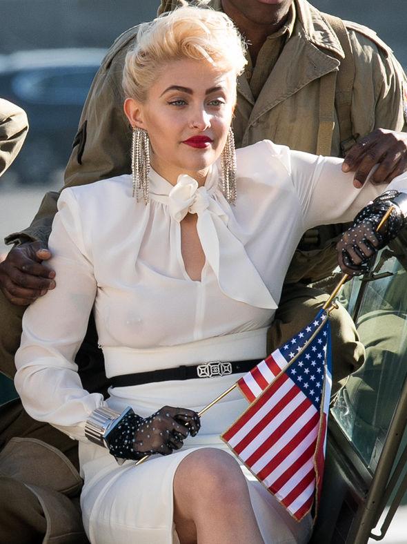 Paris Jackson in Chanel shoot