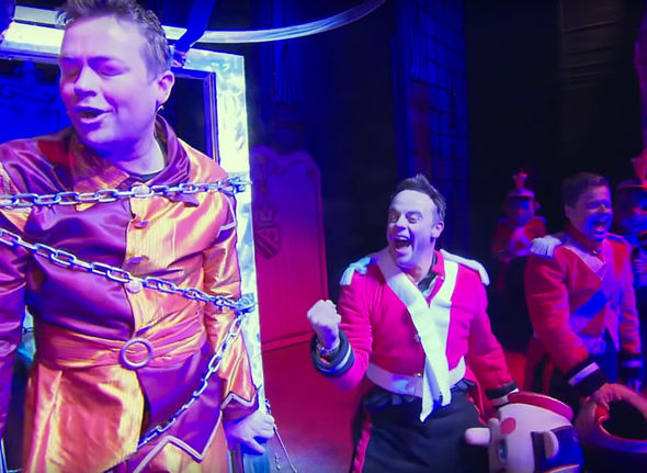 Stephen Mulhern pranked by Ant and Dec