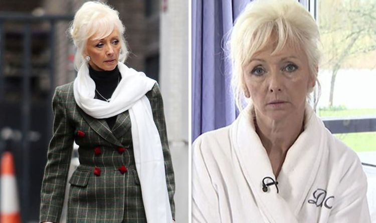 1115628 Debbie McGee: 'I don't want to hear it' Strictly star speaks out on disappointment