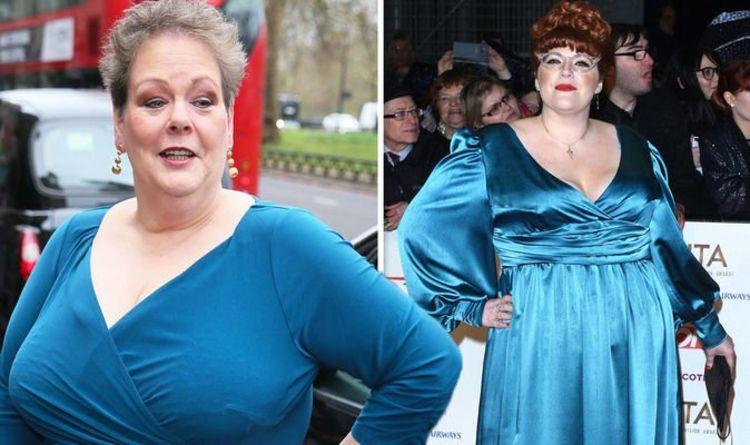 1128109 Anne Hegerty steps in to defend The Chase co-star Jenny Ryan after she 'riles' viewer