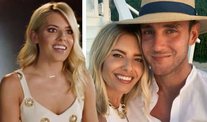Mollie King hints at non-traditional wedding plans after romantic Stuart Broad proposal