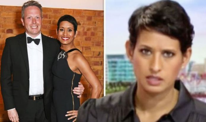 Naga Munchetty avoids giving BBC co-stars 'insight' into her home life 'Lines get blurred'