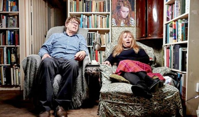 Gogglebox viewers gobsmacked to find out where star Giles Wood is really from