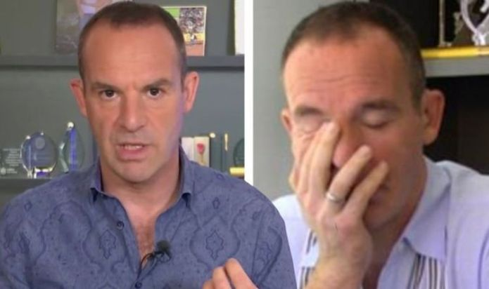 Martin Lewis snaps as fan brands him 'pathetic' for deleting innocent remark: 'Back off'