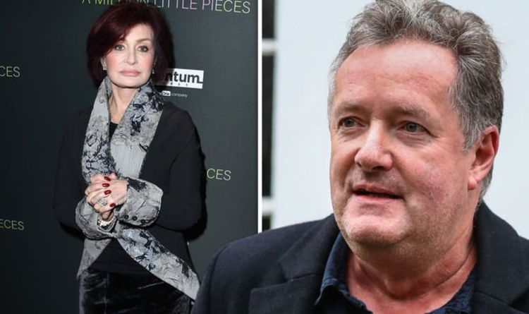 Piers Morgan thanks Sharon Osbourne for her support in cryptic post about 'fake friends'