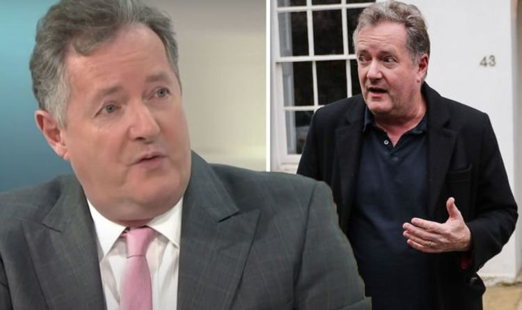Piers Morgan breaks silence on petitions demanding his GMB return: 'I won't be going back'
