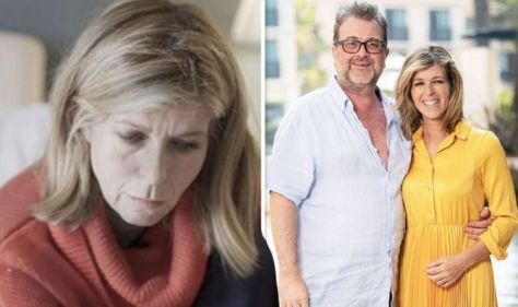 Kate Garraway fears husband won't have 'any kind of life again' in heartbreaking update