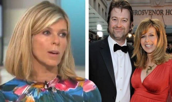 Kate Garraway talks 'shocking' change to husband's body after losing 8 stone in hospital