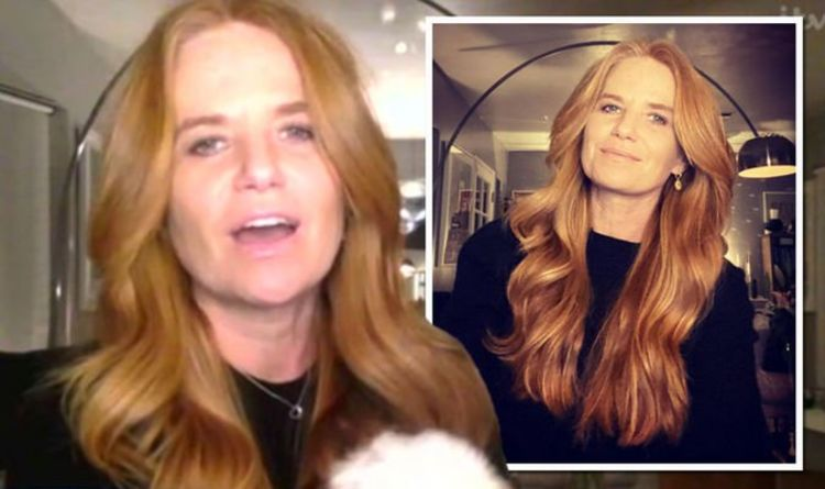 Patsy Palmer complained of tiredness to fans moments before abruptly ending GMB interview