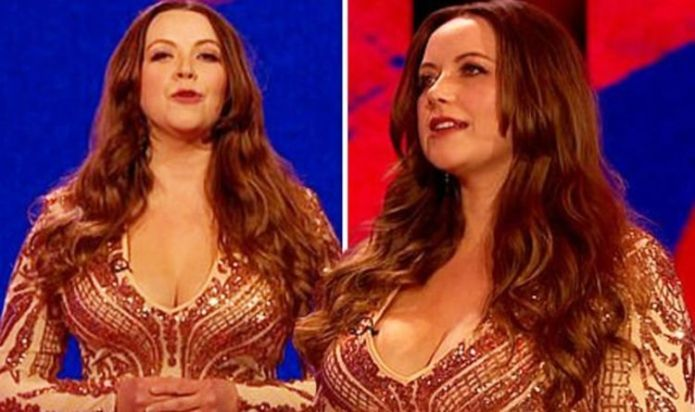 Charlotte Church's Comic Relief appearance sparks huge sexism row 'Depraved!'