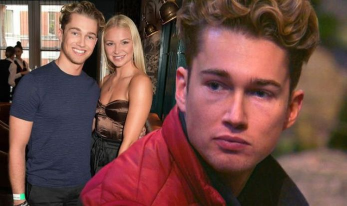 AJ Pritchard's girlfriend badly injured after fire at home causes third-degree burns