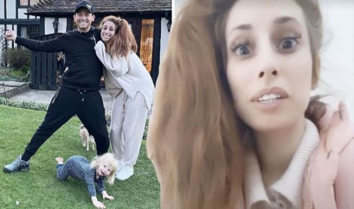 Stacey Solomon fears being 'judged' over house move with Joe Swash: 'I'd be embarrassed'