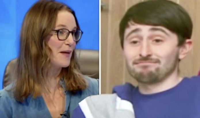 Gogglebox cast favourite Pete brutally mocks Susie Dent for Countdown blunder: 'Wake up!'