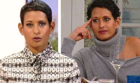 Naga Munchetty scolds co-star over disputed remarks 'Some things shouldn't be said on-air'