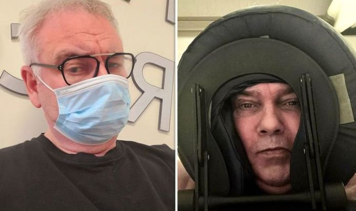 Eamonn Holmes in hospital with pain he's never experienced as fans flock to wish him well