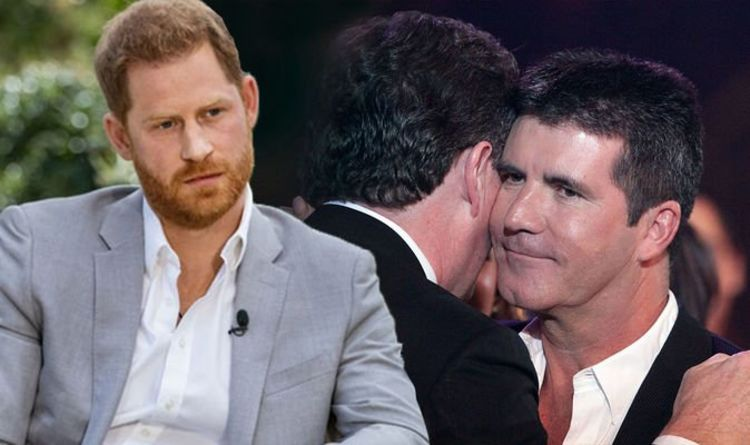 Simon Cowell could risk friendship with Prince Harry to reinstate Piers Morgan on BGT