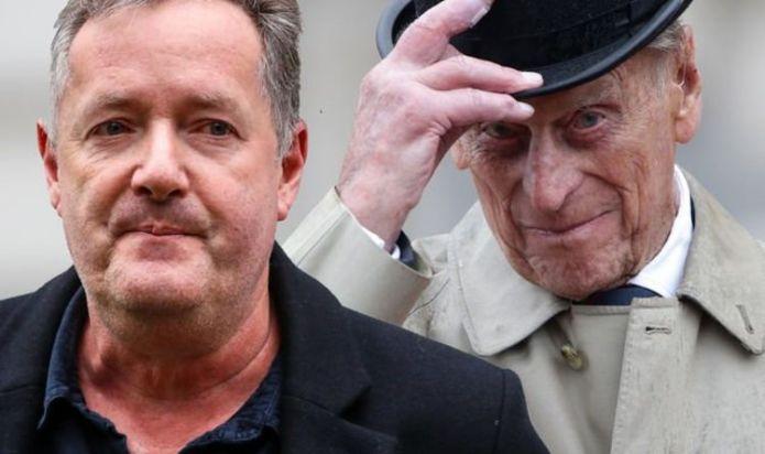 Piers Morgan leads celebrities in heartbreaking tributes to Prince Philip as he dies at 99