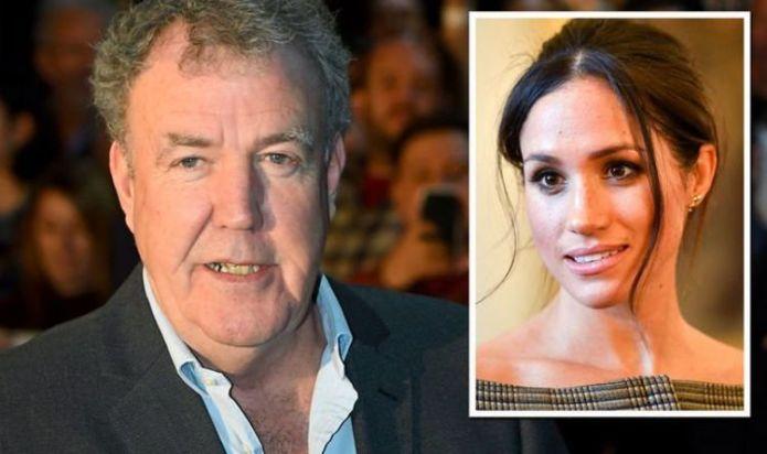 Jeremy Clarkson blasts Meghan for damaging Royal Family as he 'sidesteps' cancel culture