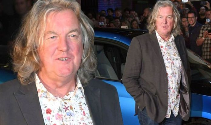 James May branded a 'wuss' by director as he details what he dislikes most about star