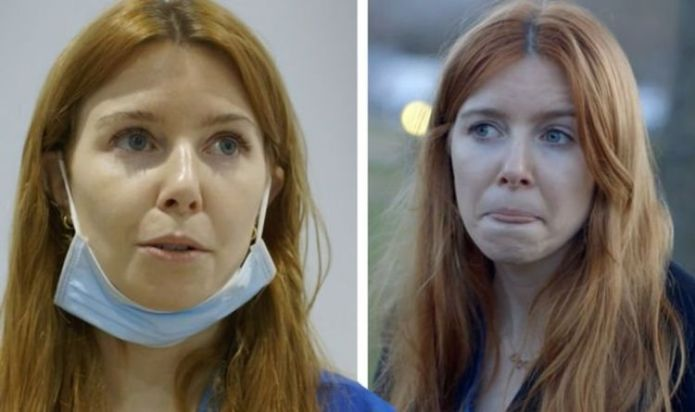 Stacey Dooley addresses her 'irrational' fear in new documentary: 'I know it's ridiculous'