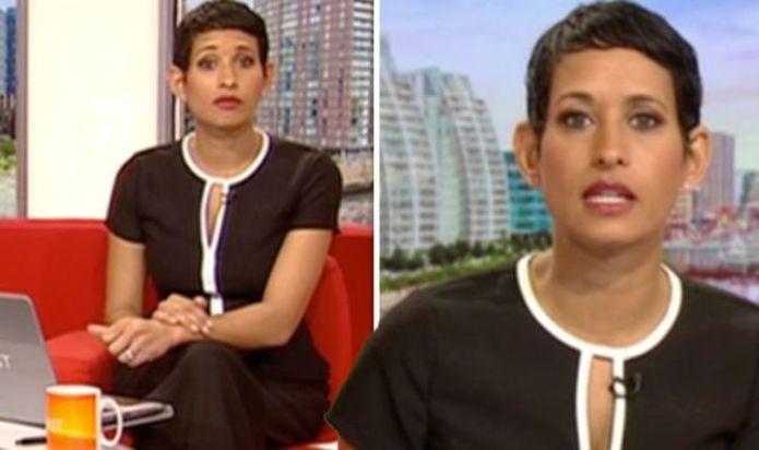 Naga Munchetty: BBC host hits back at co-star as she takes awkward snub to heart 'Enough!'