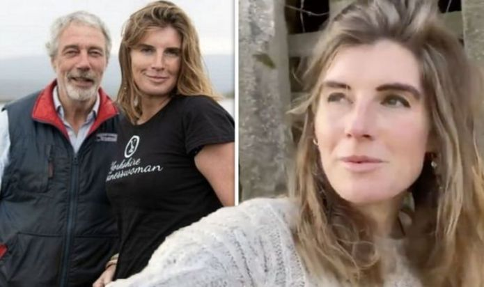 Our Yorkshire Farm's Amanda Owen hits back as viewer shares complaint about Channel 5 show