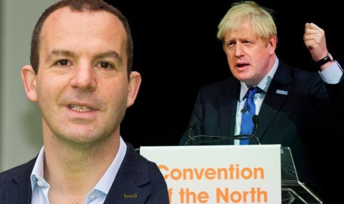 'What utter b****ks' Martin Lewis rages at Government over reaction to online scams