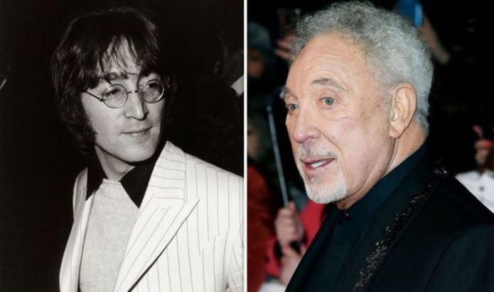 Tom Jones addresses warning over 'vicious temper' after heated encounter with John Lennon