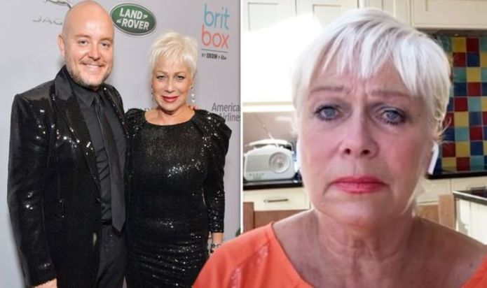 Denise Welch left terrified after 'armed stalker turns up at her home with knife'