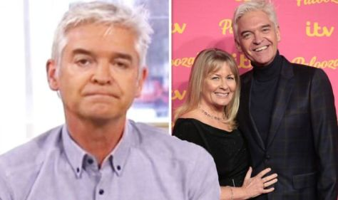 Phillip Schofield reflects on coming out as gay on air as he talks 'personal struggles'