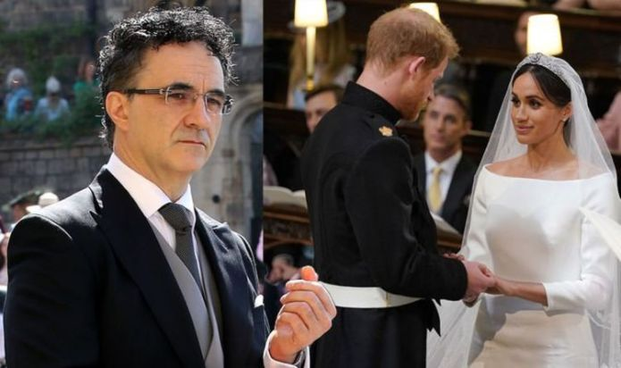 Supervet Noel Fitzpatrick details why he left Harry and Meghan's wedding early