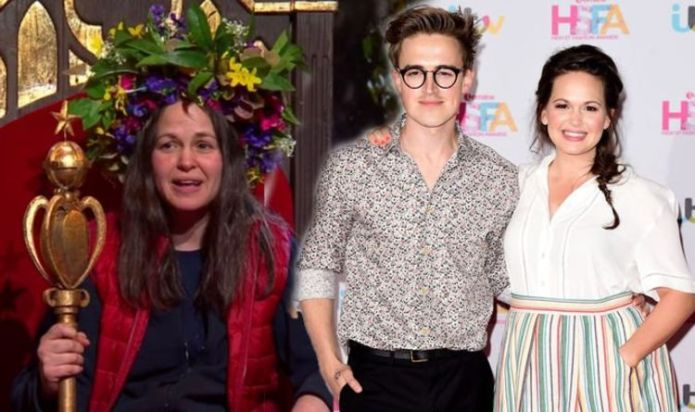 Giovanna and Tom Fletcher 'claimed up to £30k from furlough scheme' AFTER I'm A Celeb win