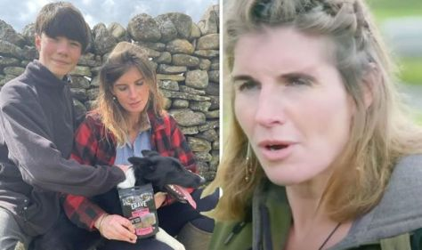 Our Yorkshire Farm's Amanda Owen slams 'selling out' backlash as she sets record straight