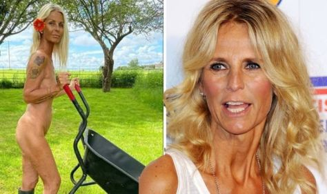 Ulrika Jonsson hits out at brutal trolling after she posed naked for charity shoot