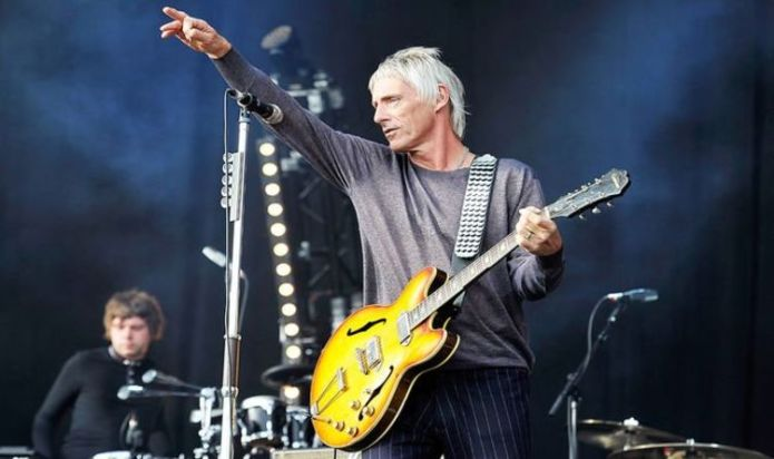 Paul Weller's furious 'classism' outburst:'Why the f*** would you just read BBC?'