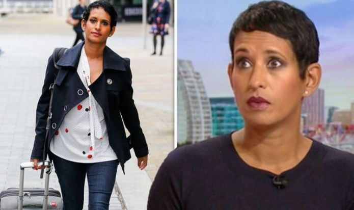 Naga Munchetty bids farewell as BBC colleague leaves for job they've 'long wanted to do'