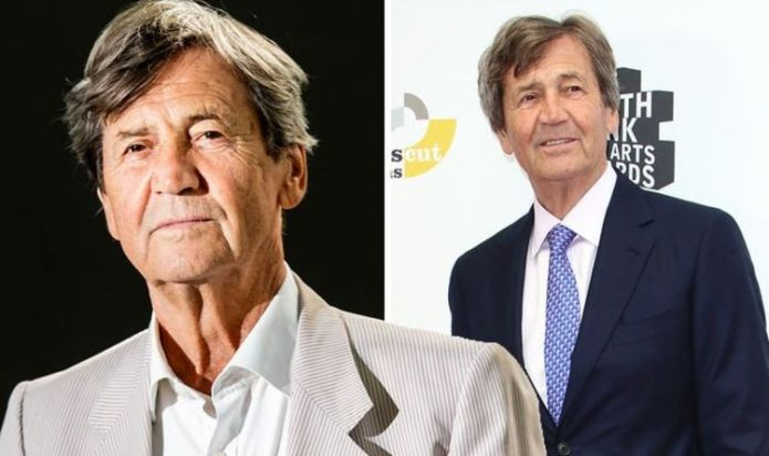 'Real rotten time' Melvyn Bragg reveals health battle with cancers and collapsed lung