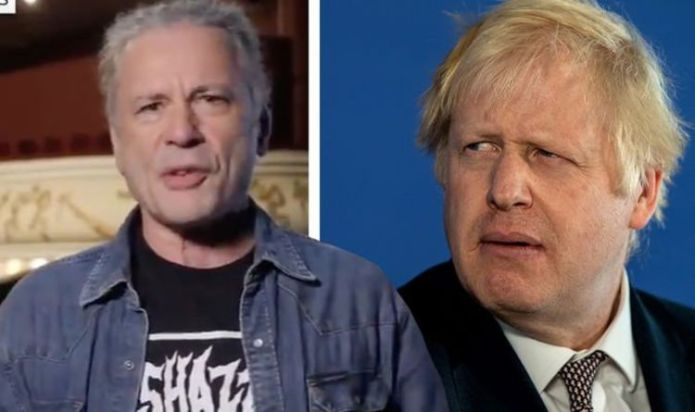 Iron Maiden's Bruce Dickinson mocked for moaning about Brexit: 'It's what you voted for!'
